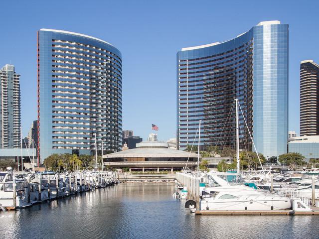 San Diego Marriott Marina Hotel