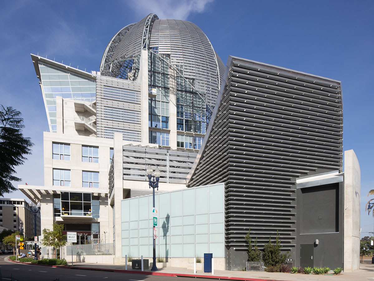 San Diego Main Central Library